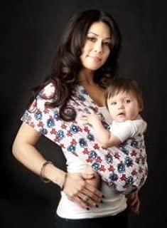 Seven Everyday Slings Infant Carrier Baby Sling Captain Size 4 Medium