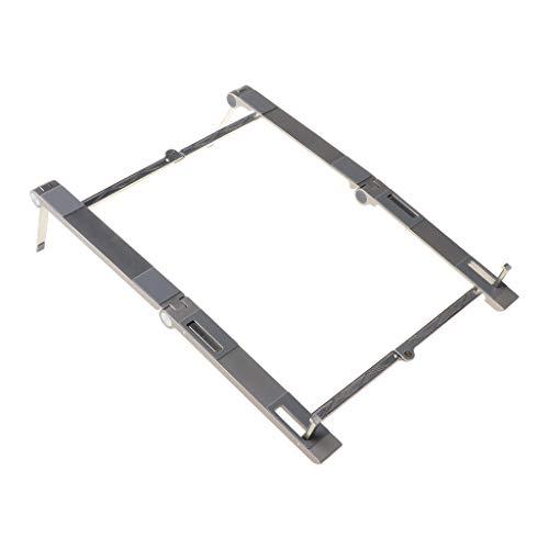 Cdoohiny Zusammenklappbarer Laptop-/Tablet-Ständer, tragbare Desktop-Halterung, Laptop-Zubehör für MacBook Pro Air, Notebook-Ständer, verstellbare Höhe