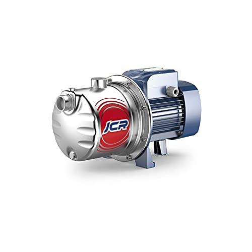 Pedrollo - Bomba de agua JCRM1A 0,55 kW acero inoxidable hasta 3,6 m3/h monofásico 220 V