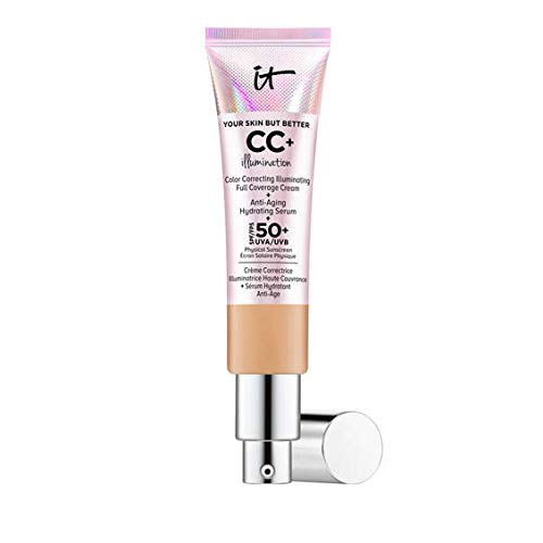 IT Cosmetics CC+ Illumination Cream SPF 50+ 32ml (Medium)