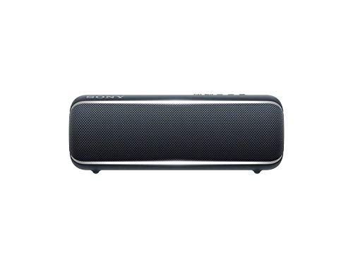 Sony Extra Bass Portable Bluetooth Speaker 12H - Black - SRSXB22/B (Renewed)
