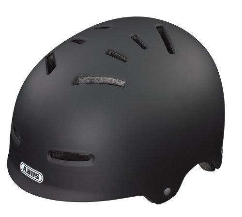 ABUS Fahrradhelm Scraper, velvet black, 58-62 cm, 48756-9