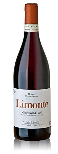 Braida Giacomo Bologna - Grignolino D'Asti 'Limonte' - 3 Bottiglie da 0,75 lt.