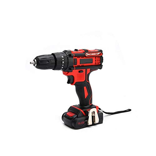 CPH20 16.8v Electric Drill Two-Speed Lithium Drill Electric Screwdriver for Diy Project and Repair