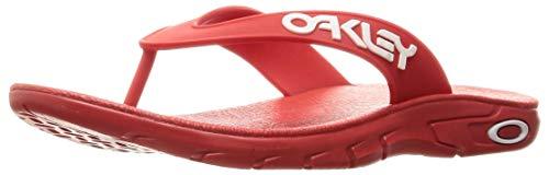 Oakley B1B Chanclas para hombre, Rojo (Rojo (High Risk Red)), 39 EU