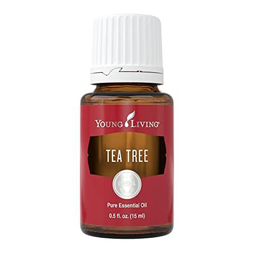 Young Living Tea Tree (Melaleuca Alternifolia) Essential Oil - Helps Eliminate Musky Odors - 15 ml