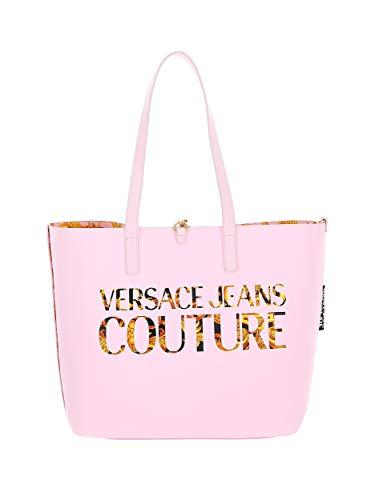Versace Damen Hand Umhängetasche JEANS COUTURE E1VWABZ1 71588 Synthetisch Rose