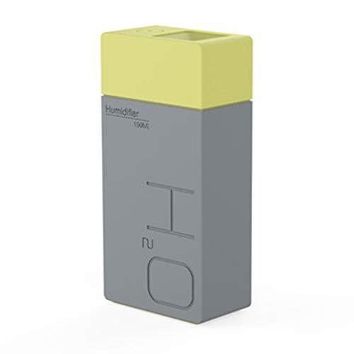 Cotini Rubik es Cube USB Luftbefeuchter zu Hause Desktop Schlafzimmer Luftreinigung große Kapazität leise kleine Sprayer