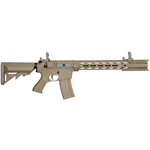 Lancer Tactical LT25T-G2 Gen 2 Interceptor SPR M4 Carbine AEG Airsoft Rifle (Dark Earth)