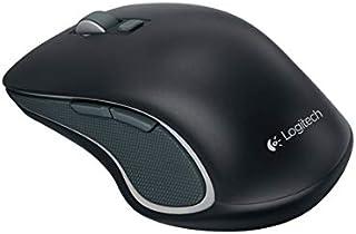Logitech M560 Wireless Mouse, Black