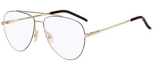 Fendi Gafas de Vista FF M0048 GOLD hombre