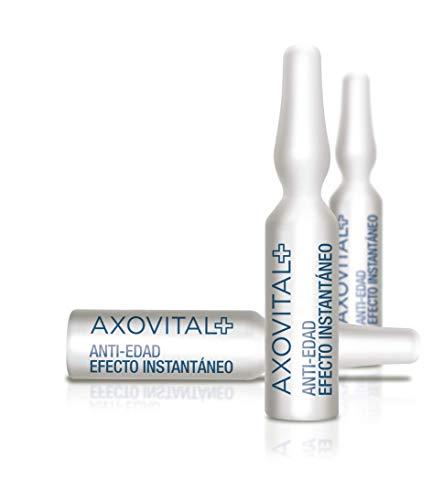 Axovital - Ampollas Flash Antiedad de Acción Inmediata - 3 x 1,5 ml.