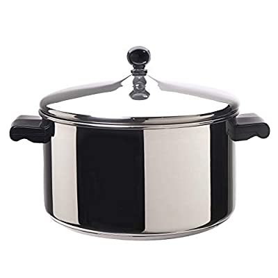 Farberware Classic Series Stainless Steel Covered Saucepot