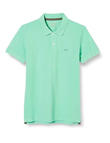 Esprit 020ee2k303 Camisa de Polo, 330/Light Green, M para Hombre