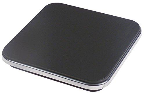 Placa de cocina (Electrolux, alpeninox–con überfallrand