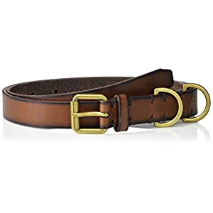 Frye and Co. Women's D-Ring Loop Leather Belt 16