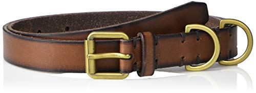 Frye and Co. Women's D-Ring Loop Leather Belt 1