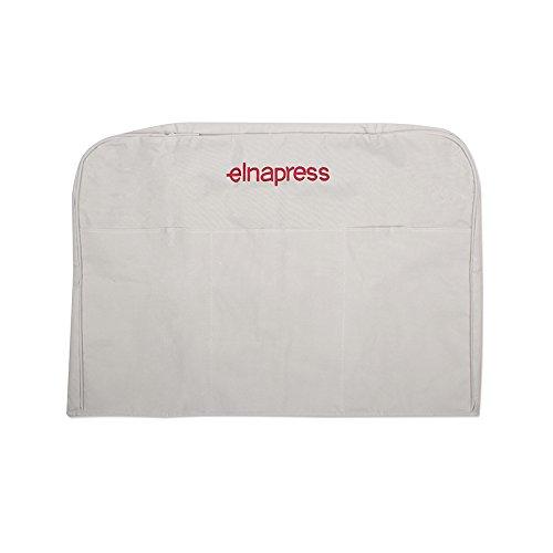 Schutzhülle für Elnapress anthrazit   Staubschutz und Schutz gegen Kratzer   aufgesetzte Tasche