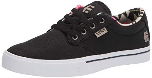 Etnies Herren Jameson 2 ECO Skate-Schuh, Schwarz Weiß Marineblau, 43 EU