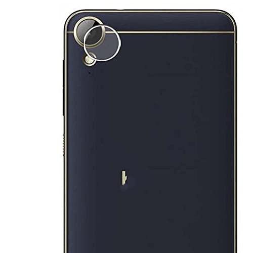 Vaxson 2 Stück Schutzfolie, kompatibel mit HTC Desire 10 Life style Kamera TPU Folie Rückseitige Kameraobjektiv [nicht Panzerglas Bildschirmschutzfolie Hülle Hülle ]