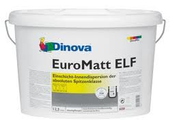 Dinova EuroMatt ELF 12,5l weiß