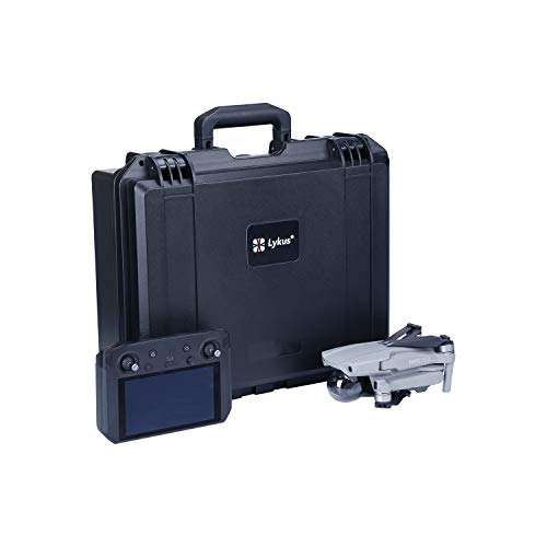 Lykus Titan MA210 Wasserdicht Koffer für DJI Mavic Air 2 Fly More Combo und Smart Controller