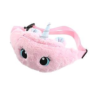 Riñonera para niños, diseño de unicornio, bolsa de cinturón de ciudad, bolso bandolera, bolsa de pecho, bolsa de cintura