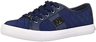 G by Guess Womens Backer2 Leather Low Top Zipper Fashion...