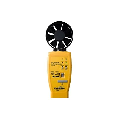 Fieldpiece AAV3 Anemometer Air Velocity and Temperature Accessory Head
