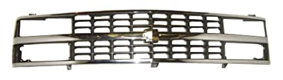 OE Replacement Chevrolet Grille Assembly (Partslink Number GM1200142)