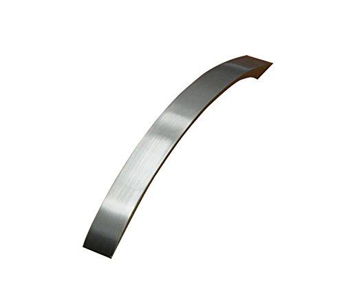 Chytaii Tirador Mango Aleación de Aluminio Manija Tirador para Mueble Cajón en Acero Inoxidable para Cajones Puertas de Gabinete Manija de Mueble Tirador de Arco 96mm