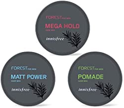 [INNISFREE]Forest For Men Hair Wax(60G, 3 kind) (#3 POMADE HAIR WAX)