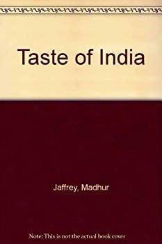 Taste of India 1851451986 Book Cover