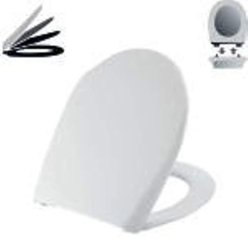 Pressalit ConCordia WC-Sitz mit Absenkautomatik und lift-off; weiß