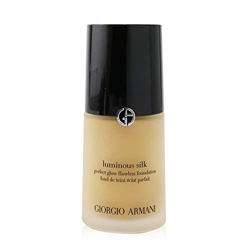 Giorgio Armani Luminous Silk Foundation, 5.8 medium, golden, 30 ml