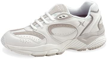 Apex X821W Women's Athletic Shoe Leather lace-up