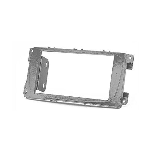 CARAV 11–416 Adaptateur double DIN Radio stéréo DVD Dash entourée d'installation Kit de garniture/Façade d'autoradio façade d'autoradio avec 173 * * * * * * * * 98 mm et 178 * * * * * * * * 102 mm