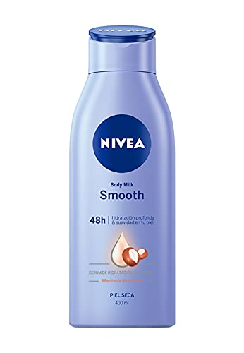 NIVEA Body Milk Smooth - 400 ml