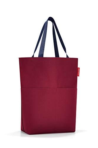 Reisenthel cityshopper 2 Einkaufstasche, Polyester, dark ruby, 47 cm
