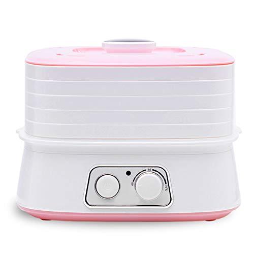 Dörrautomaten-YUAN 5-lagige Trockenfrüchte-Maschine, Joghurt-Maschine, Haushaltsobst- und Gemüsehaustierfleisch-Lebensmitteltrockner