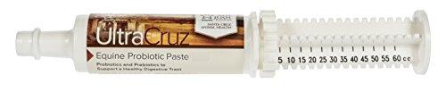 UltraCruz Equine Probiotic Supplement for Horses, 60 ml, Paste (4 Day...