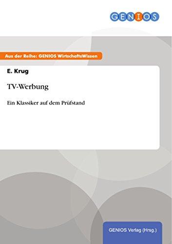 TV-Werbung: Ein Klassiker auf dem Prüfstand