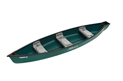 51131 Sun Dolphin Scout SS Canoe (Green, 14-Feet) by KL Industries