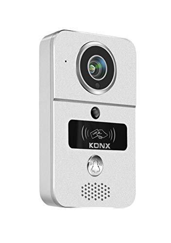 Citofono con funzione video e audio, KW02C
