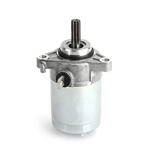 Artudatech Motor de arranque eléctrico de motocicleta de 12 V para Yamaha NMAX GPD125 GPD150 15-17 LTS125 MWS125 YS125 17 54P-H1890-02