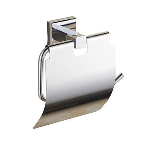 Vosarea Toilettenpapierhalter zur Wandmontage, für Badezimmer, Zuhause, Büro, Hotel