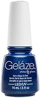 Gelaze Dorothy Who? Gel-N-Base Polish, 0.5 Fluid Ounce
