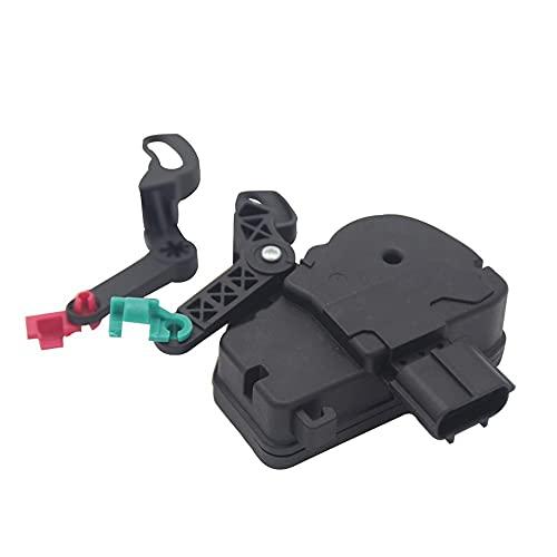 ASDFHUIOX Accionador de Bloqueo de Puerta Deslizante Trasero 4717960AA / FIT para Chrysler Voyager MK4 00-08 (Color : Black)