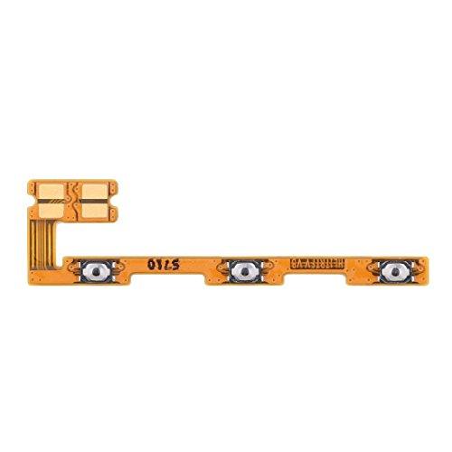 Jiangym Cable Flexible de teléfono móvil Botón de Encendido y botón de Volumen Cable Flex para Huawei…