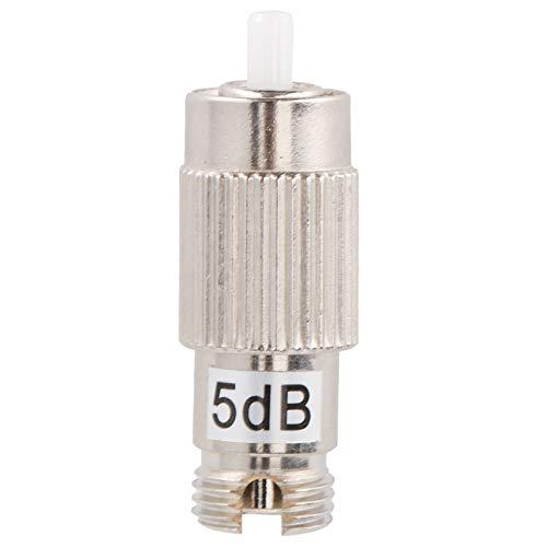 Atenuador, Práctico Adaptador De Fibra óptica Portátil Seguro, Estable Para El Hogar De Fibra óptica